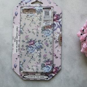 NEW  iPhone 7 Plus / iPhone 8 Plus Floral pattern